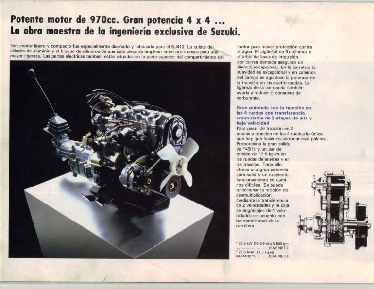 Ficha técnica sj410
