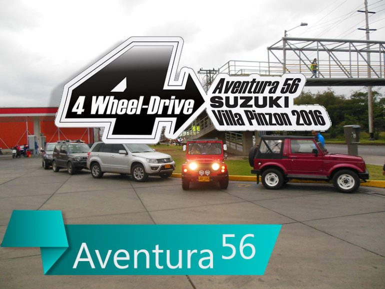 Aventura # 56