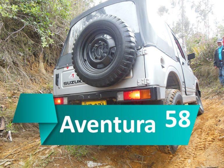 Aventura # 58