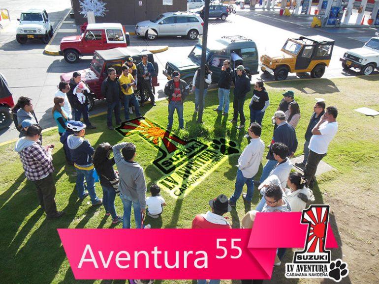 Aventura # 55