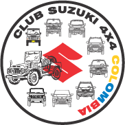 Club Suzuki 4x4 Colombia